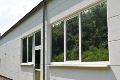 Sonnenschutzfolien für Unternehmen Spiegelfolien/Fensterfolien
