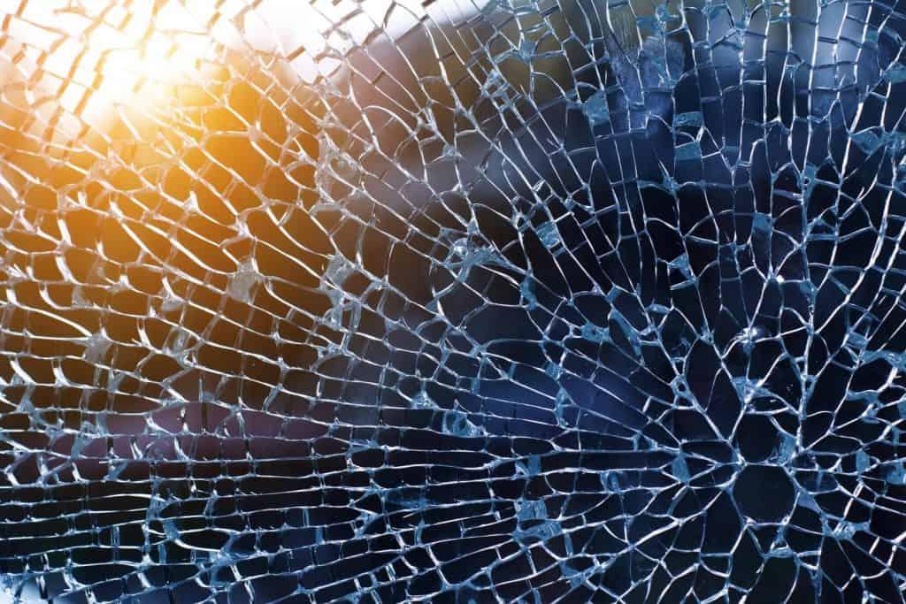 Splitterschutzfolie Fensterfolien/Sicherheitsfolien